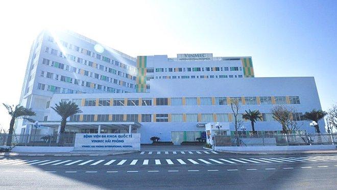 Cảm ơn các bác sĩ, điều dưỡng Vinmec Hải Phòng đã nhiệt tình điều trị, túc trực cả ngày lẫn đêm