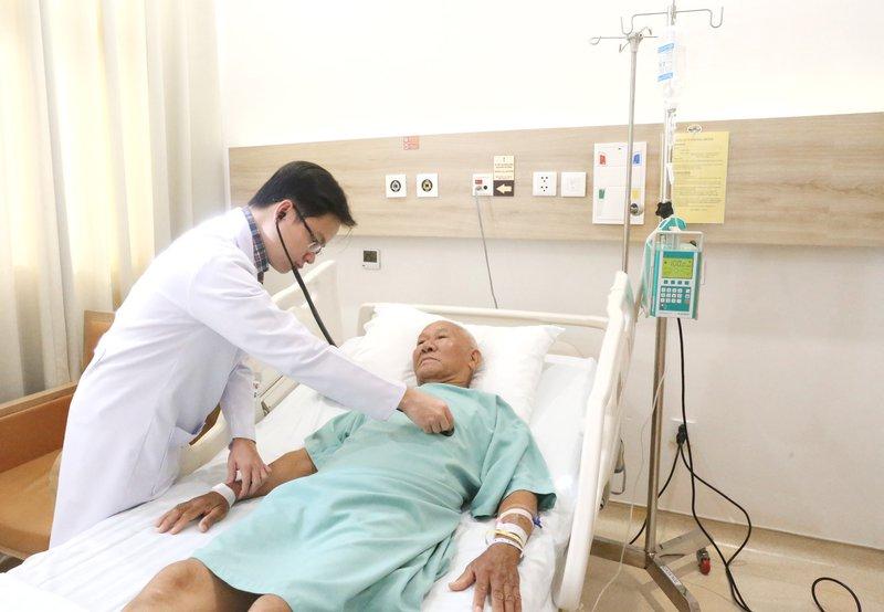 Bệnh nhân Trần Thanh Kim