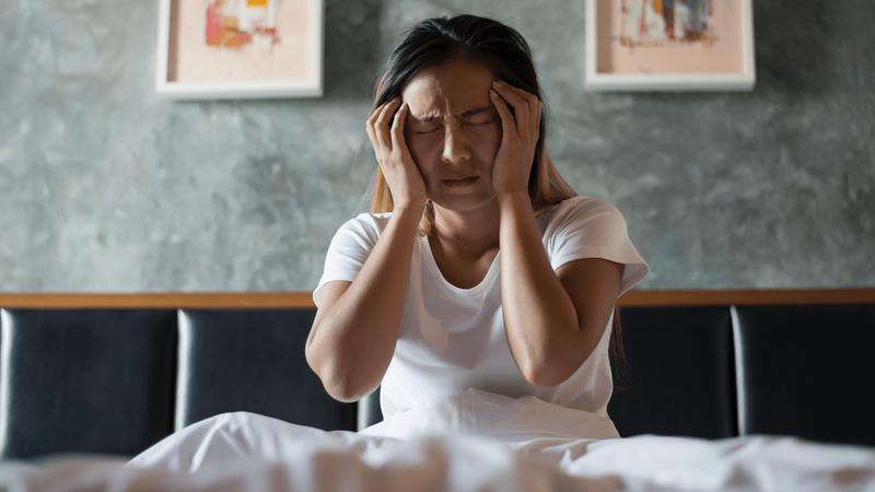 Thế nào là rối loạn giấc ngủ không thực tổn?