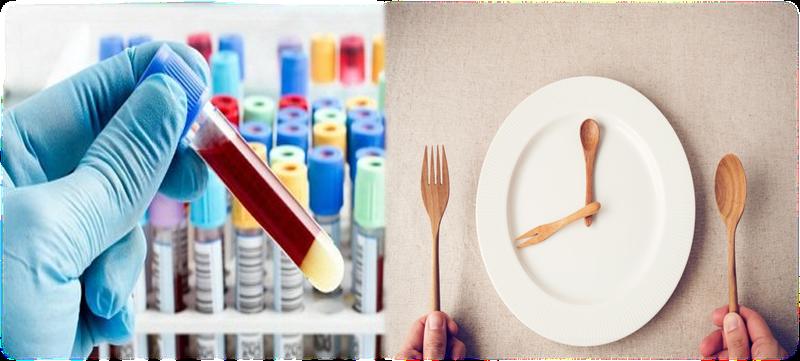 Xét nghiệm nhóm máu có cần nhịn ăn
