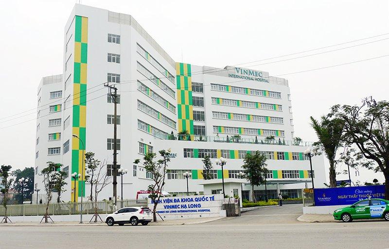Bệnh viện Đa khoa Quốc tế Vinmec Hạ Long