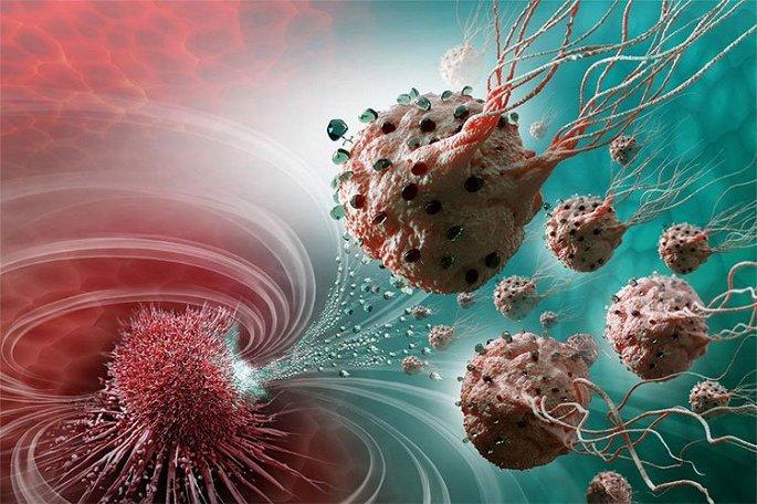 Liệu pháp tăng thân nhiệt điều trị ung thư