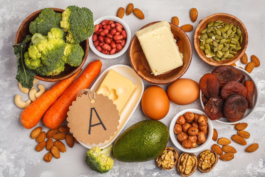 Tác hại khi thừa hoặc thiếu Vitamin A | Vinmec
