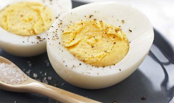 Ăn trứng gà thế nào là hợp lý?