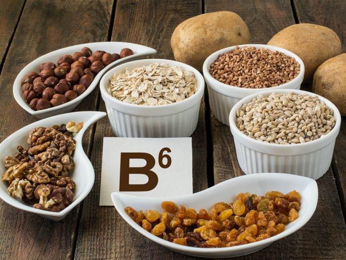 Vitamin b6 có tác dụng gì