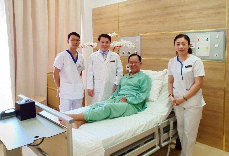 Can thiệp loại bỏ túi phình mạch máu não tại Vinmec Đà Nẵng