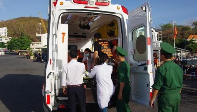Vinmec Nha Trang cấp cứu ngoại viện