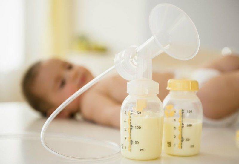 Thức ăn chuyển hóa thành sữa mẹ như thế nào?