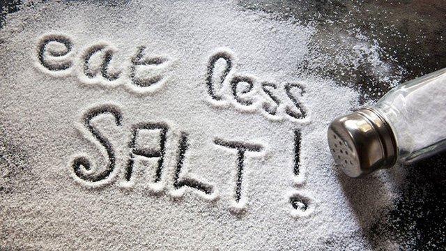 Cơ thể sẽ ra sao nếu thiếu muối?