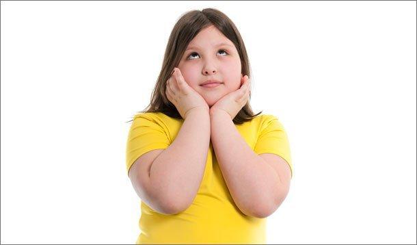 Giải thích thế nào cho trẻ về béo phì?