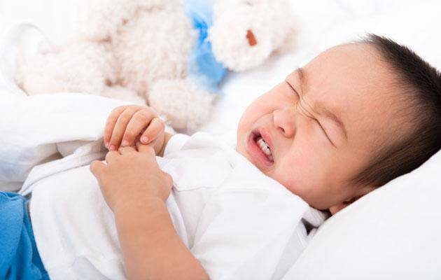 Viêm ruột ở trẻ em