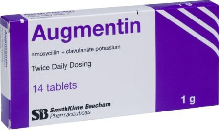 Sử dụng thuốc Augmentin ở bà bầu và phụ nữ cho con bú