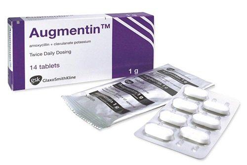 Thuốc Augmentin có công dụng gì?