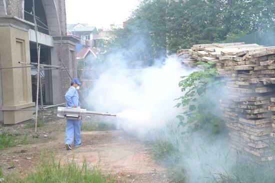 Thuốc phun muỗi