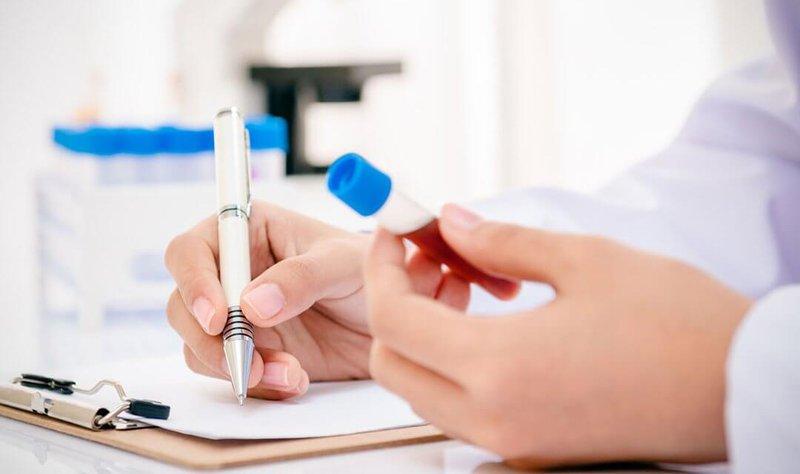 Xét nghiệm máu bình thường có phát hiện ra HIV?
