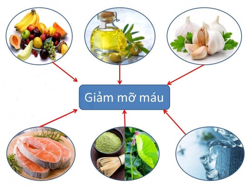 Chế độ ăn cho người rối loạn lipid máu