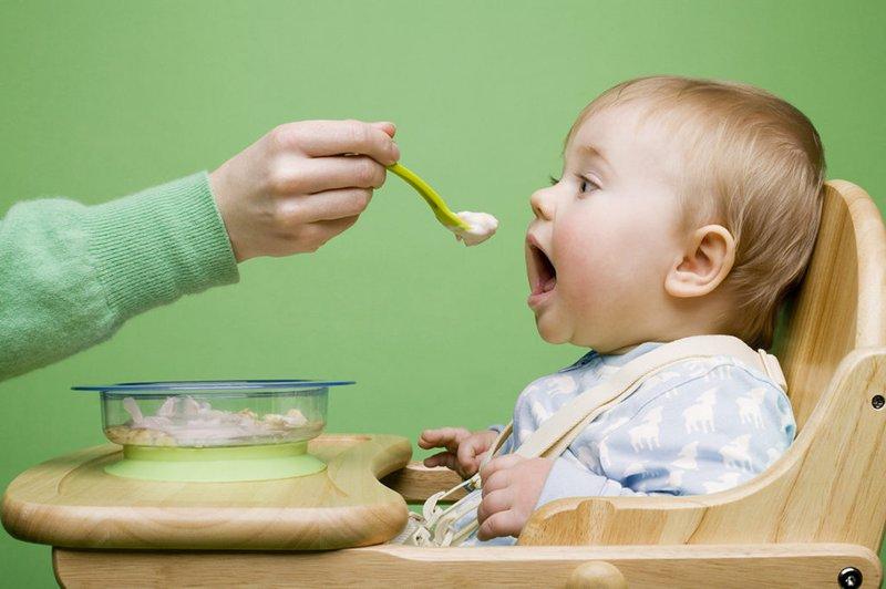 Cải thiện tình trạng nôn trớ ở trẻ độ tuổi ăn dặm