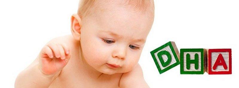 Nhu cầu DHA của trẻ em