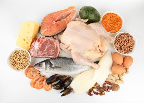 Phối hợp đạm thực vật và đạm động vật trong chế độ ăn hàng ngày
