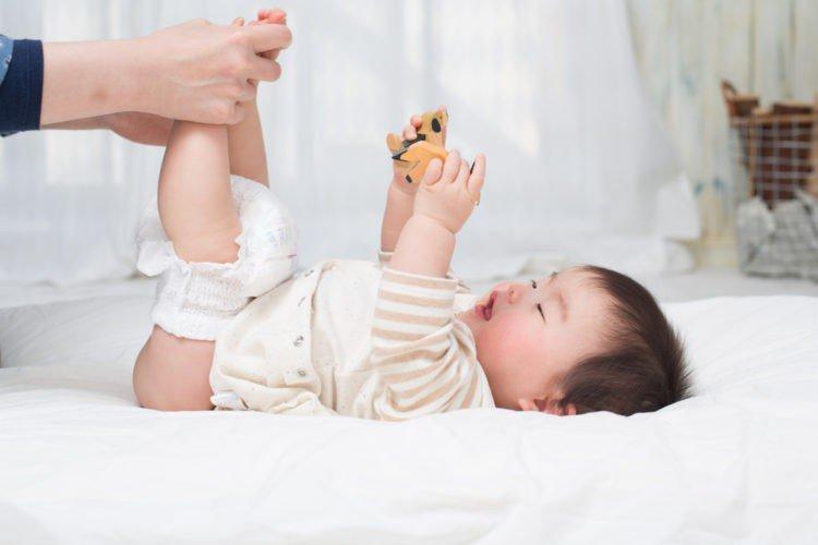 Hăm tã ở trẻ em: Nguyên nhân, hướng dẫn xử trí