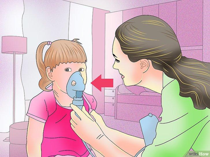 Những điều cần biết khi sử dụng khí dung cho trẻ