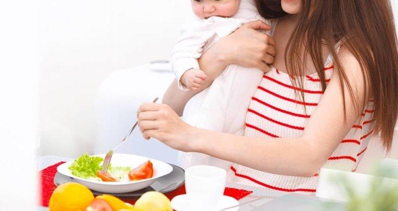 Các món ăn giúp gọi sữa sau sinh