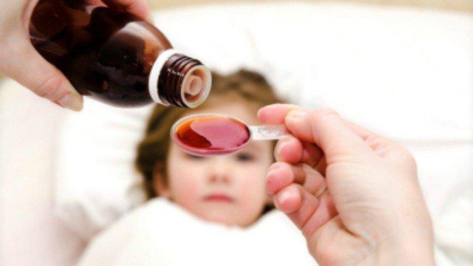 Paracetamol Siro