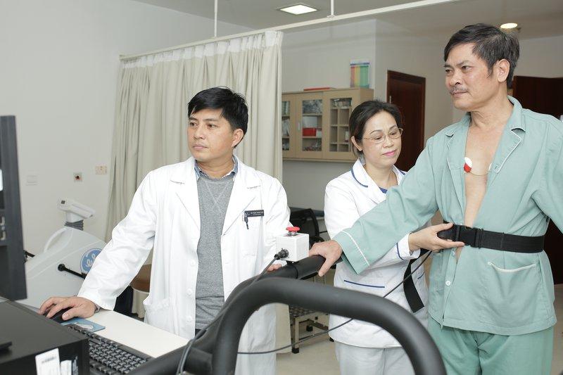 Phòng khám chuyên sâu về mạch vành tại vinmec