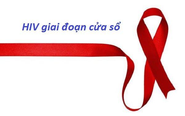 HIV giai đoạn cửa sổ