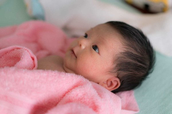 Chỉ số spo2 ở trẻ sơ sinh