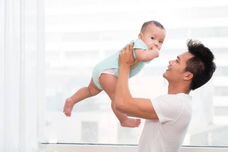 Lần đầu làm bố