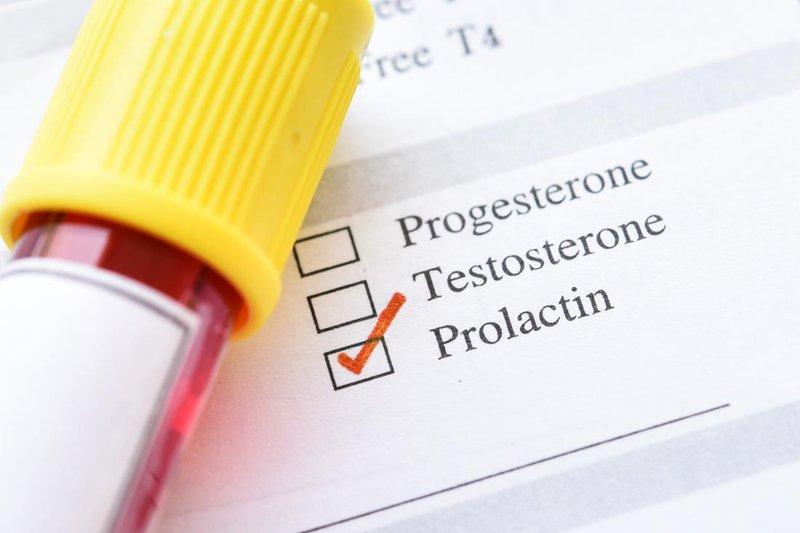 Prolactin máu