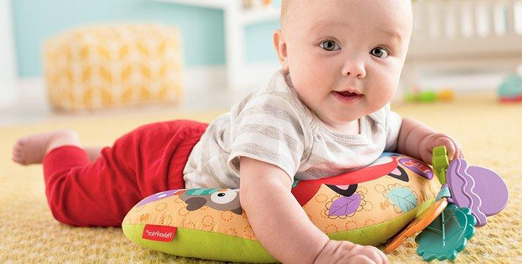 Trẻ em 4 tháng