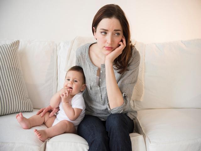 Kinh nguyệt ra ít sau khi sinh con