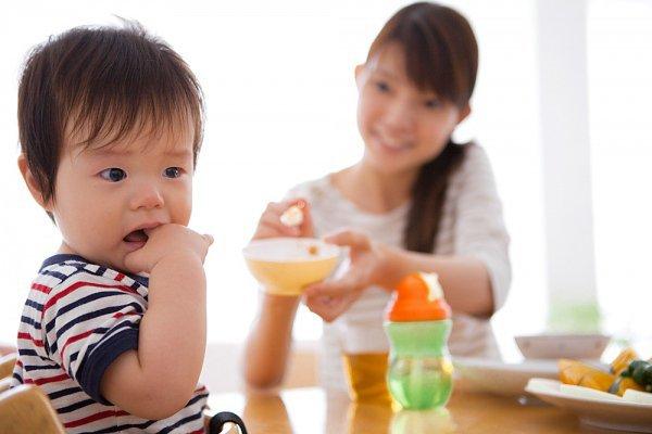 Trẻ không có cảm giác thèm ăn