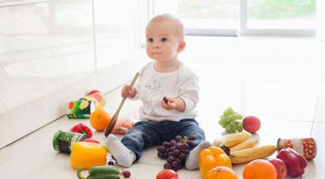 Trẻ cần bao nhiêu vitamin a mỗi ngày