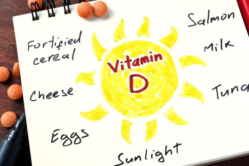 Ảnh hưởng của việc thiếu vitamin D ở người lớn