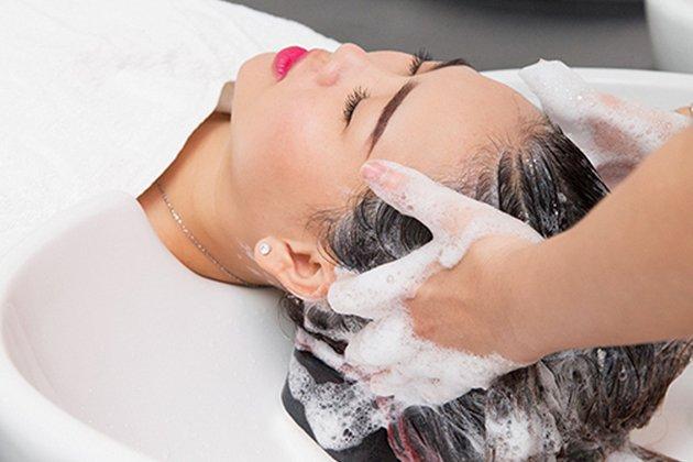 Fungal scalp