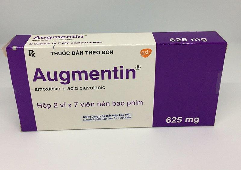 Thuốc Augmentin trẻ em