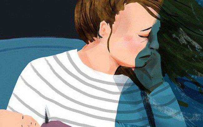 Dấu hiệu ban đầu của trầm cảm sau sinh