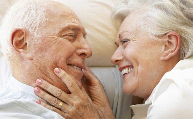 Tình dục ở người cao tuổi