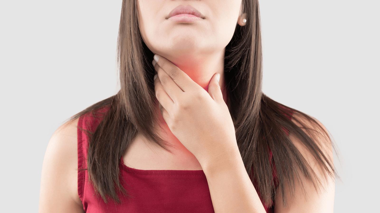 Ung thư vòm họng giai đoạn đầu