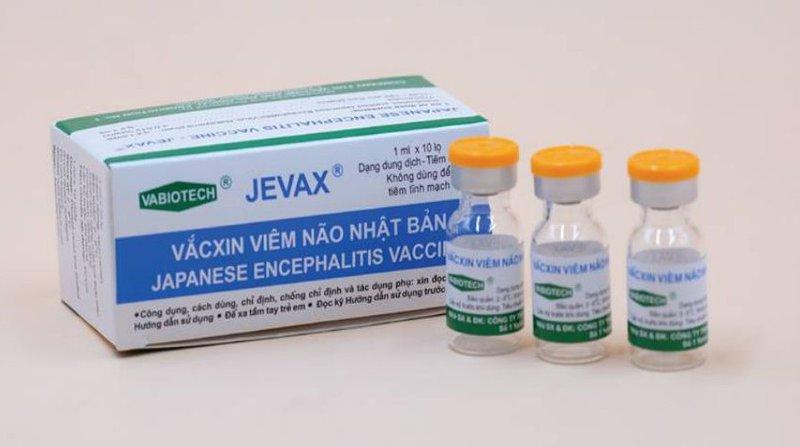Vaccine Javax viêm não Nhật Bản