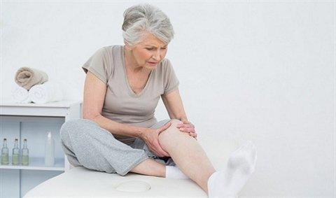 Giảm đau nhức xương khớp ở người cao tuổi