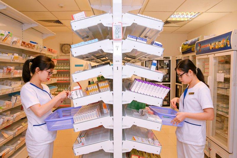 Quản lý sai sót thuốc tại bệnh viện Vinmec