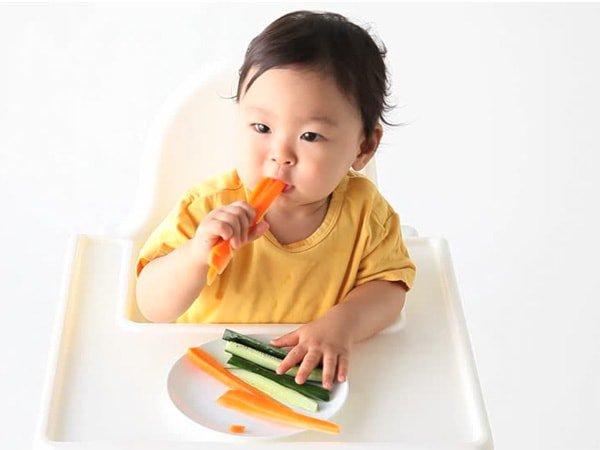 Thực phẩm cho trẻ biếng ăn