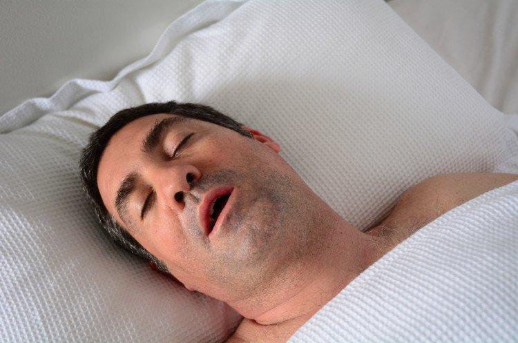 Thiếu oxy khi ngủ