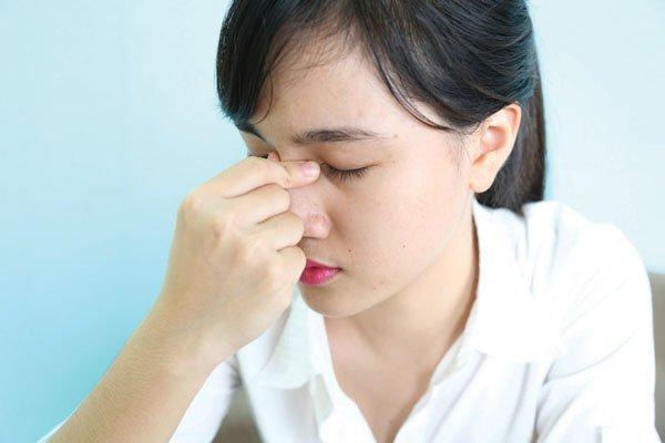 Vẹo vách ngăn mũi