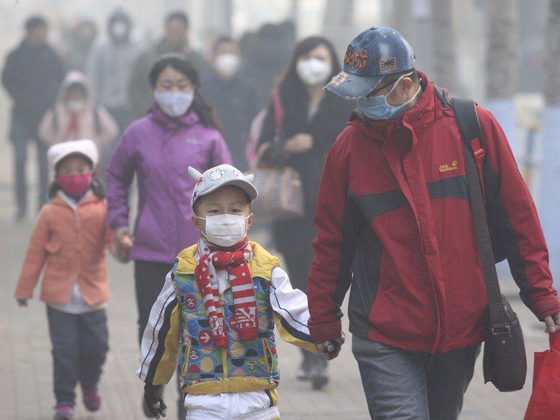 """Kết quả hình ảnh cho Bụi mịn PM 2.5 rất nguy hiểm đối với trẻ em"""""""