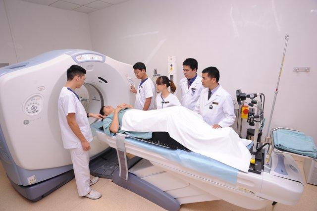 Chụp cộng hưởng từ (MRI) giúp phát hiện và chấn đoán bệnh u tuyến yên chính xác